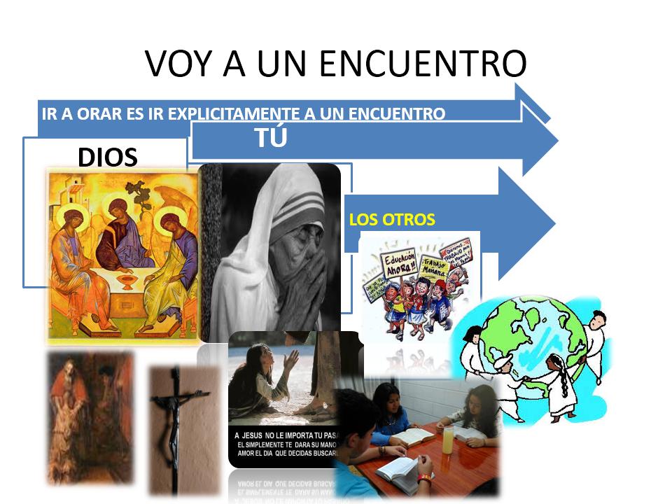 VOY AL ENCUENTRO